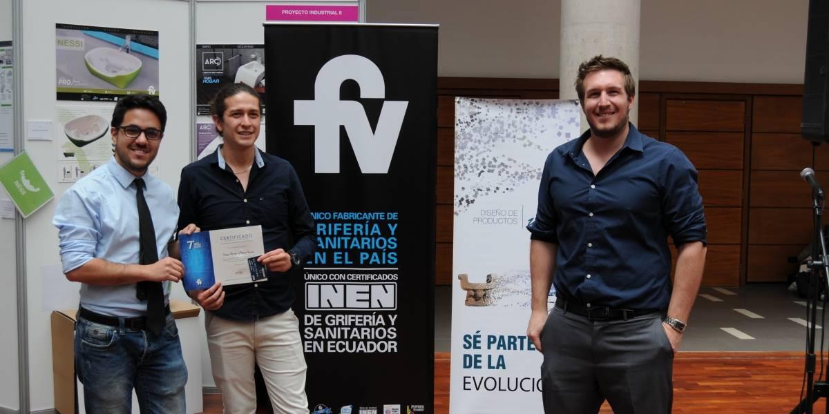 FV y UDLA ponen a prueba la creatividad de estudiantes de diseño industrial