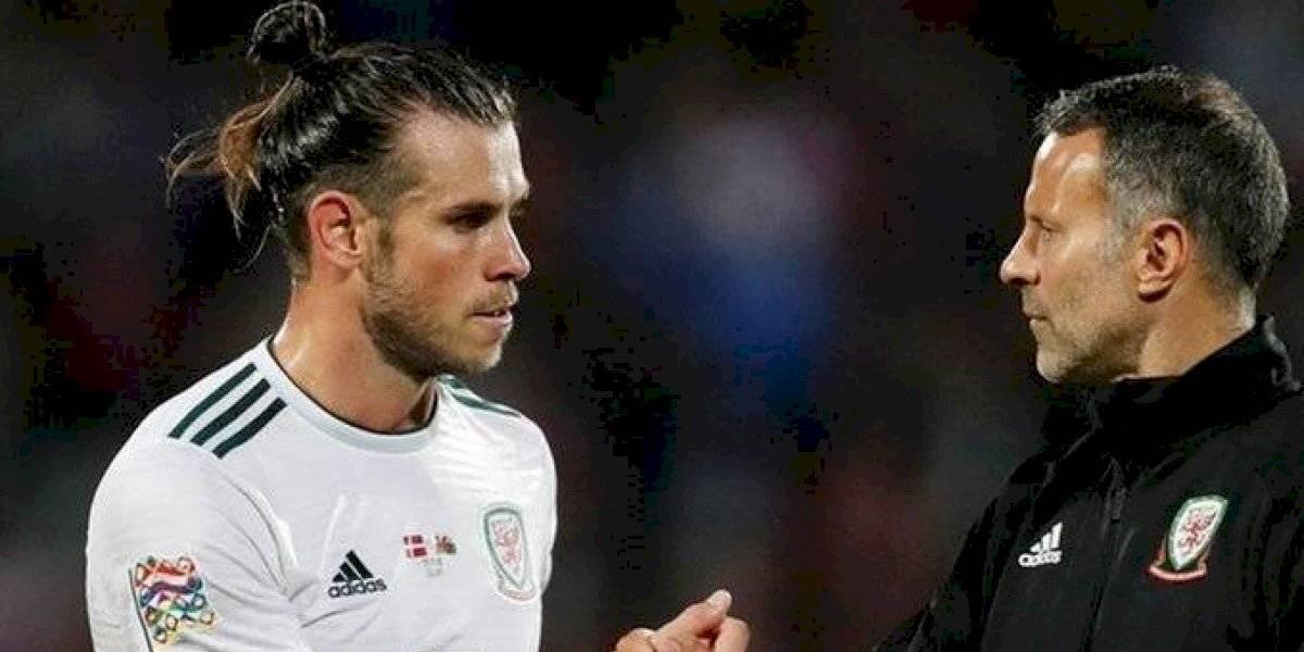Bale es convocado con la selección de Gales pese a estar lesionado