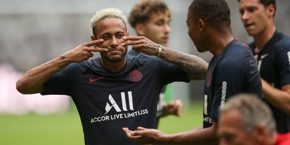 Justicia francesa le dio tremendo salvavida a Neymar tras uno de sus grandes escándalos