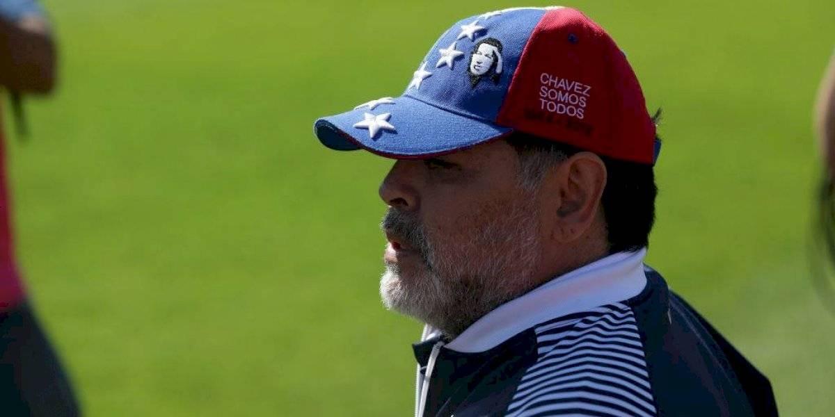 """""""Espero que tengas huevos"""": la dura respuesta de la ex esposa de Maradona tras conflicto por herencia"""