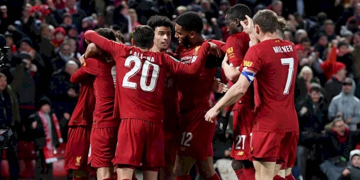 Insólito: Liverpool tendrá que jugar dos partidos en dos días y continentes distintos