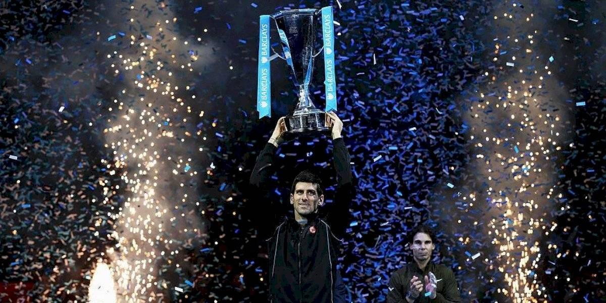Djokovic y Federer en la misma zona: Los grupos de las Finales de la ATP 2019 en Londres