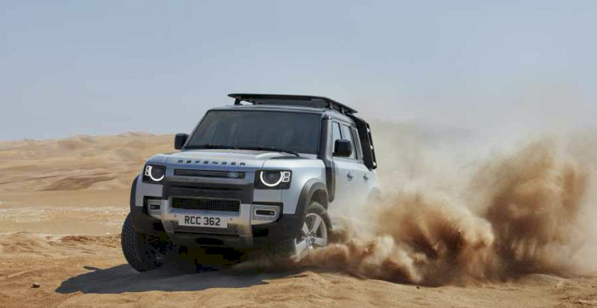 Jaguar Land Rover Defender