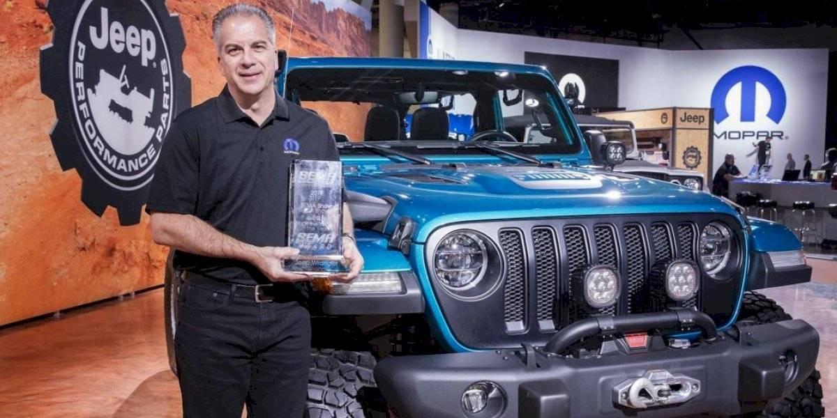 ¿Cuál es el 4X4/SUV del Año en el SEMA? Por supuesto, ¡Jeep Wrangler!