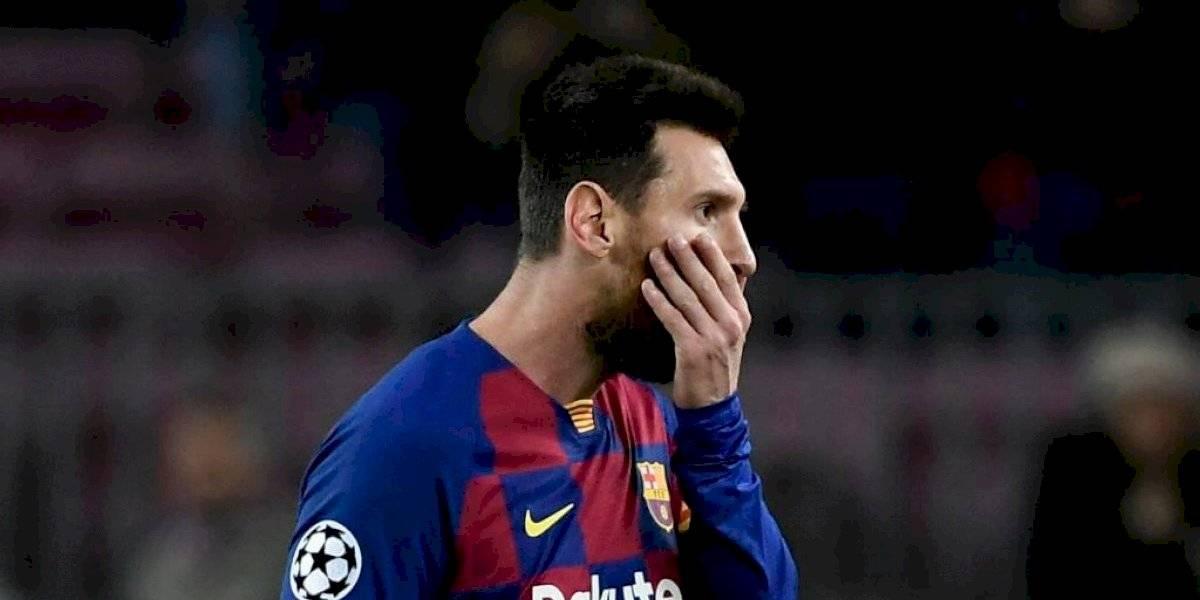 VIDEO. La jugada de Messi que causa controversia en toda España