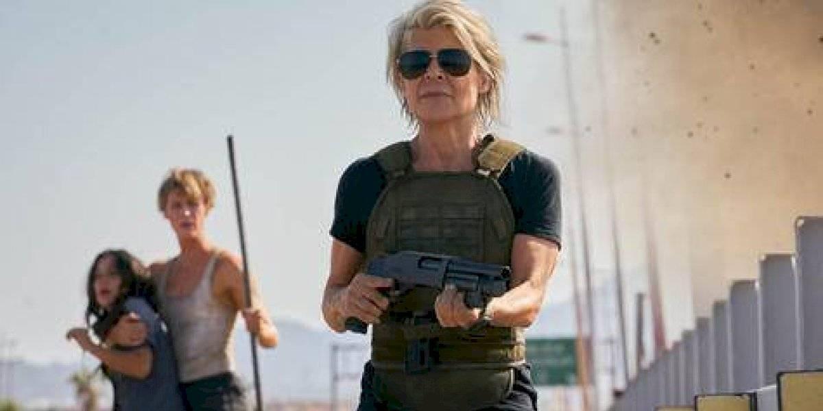 """Linda Hamilton y Mackenzie Davis: """"El nuevo Terminator atraerá a una nueva generación de fans"""""""