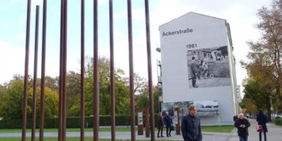 3 lugares para visitar el Muro de Berlín