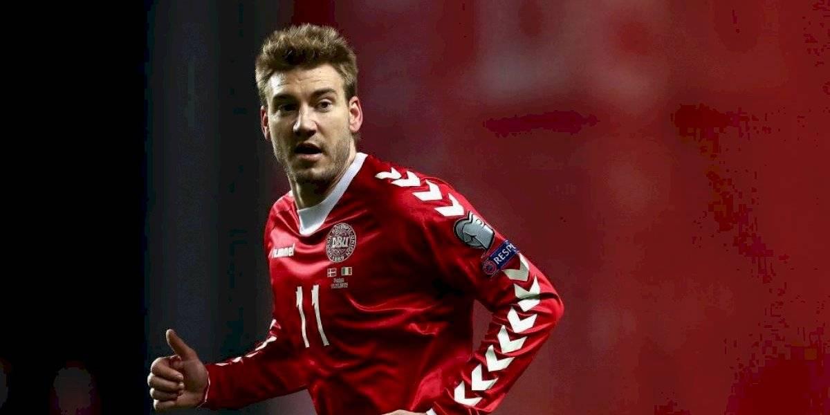 Nicklas Bendtner revela 'tradición' de fiestas con mujeres en la Selección danesa