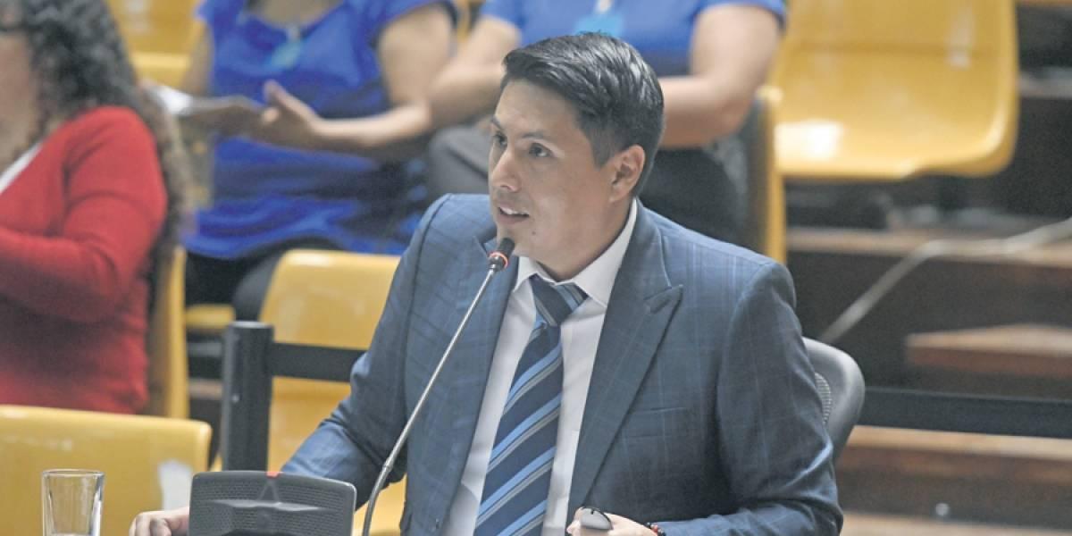 Óscar Schaad, fiscal de Delitos Electorales, renuncia al cargo