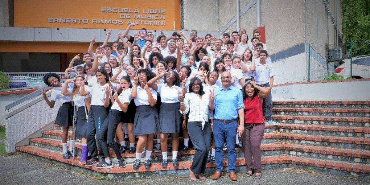 Estudiantes de Escuela Libre de Música representarán a Puerto Rico en Viena
