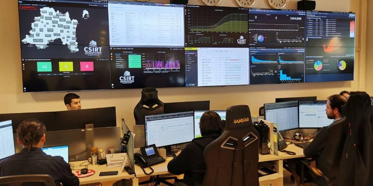 Conocimos el CSIRT: El bunker donde se monitorean los ciberataques al Gobierno
