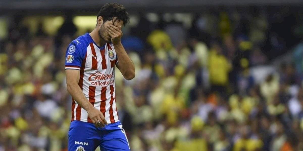 """""""Pollo"""" Briseño se pierde el resto del torneo por lesión"""