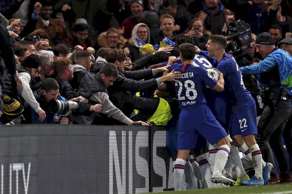 Resultado Chelsea vs Ajax por la Champions League