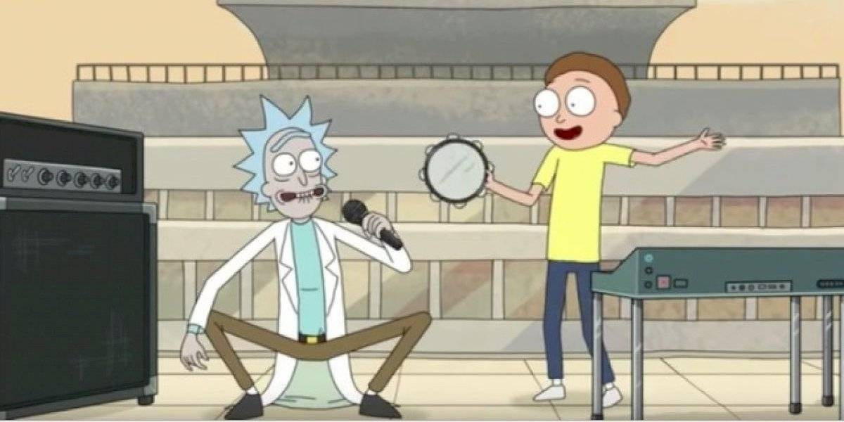 Rick y Morty: la fecha de estreno de la cuarta temporada