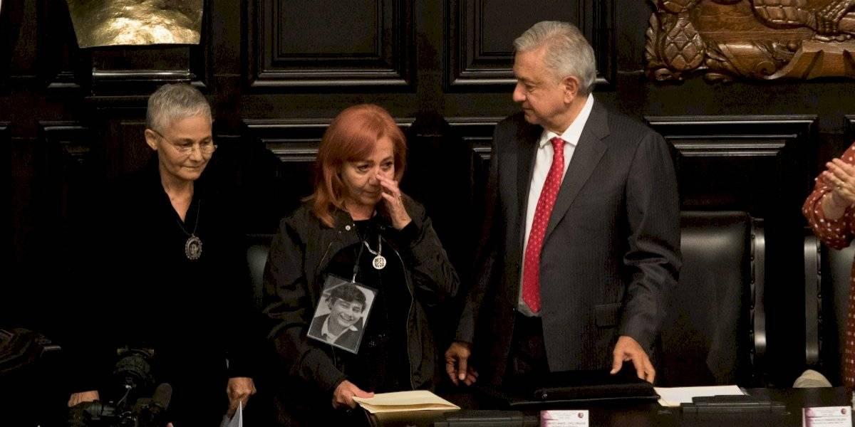 Titular de la CNDH debe sentir el dolor que causa violar derechos: AMLO