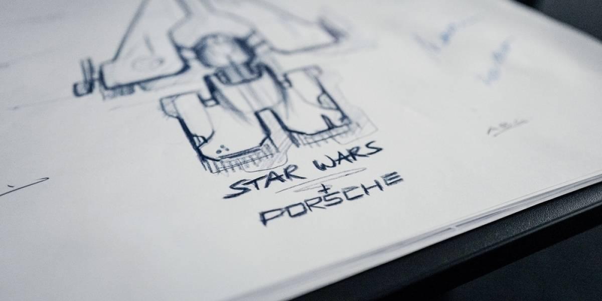 """La Fuerza está con Porsche: participa en """"Star Wars: el ascenso de Skywalker"""""""