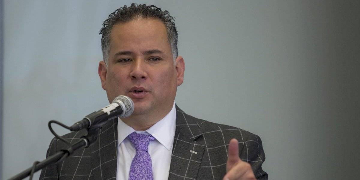 UIF presentó dos denuncias contra Romero Deschamps: Santiago Nieto