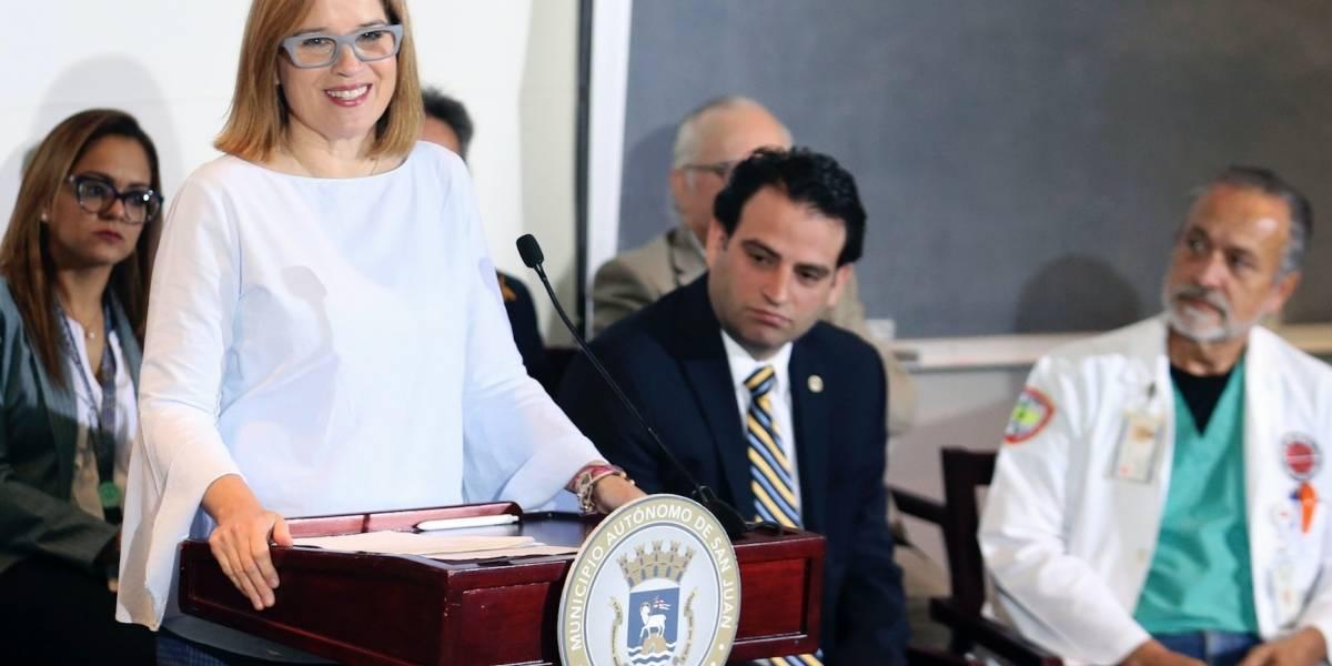 Carmen Yulín firma contrato con ASEM