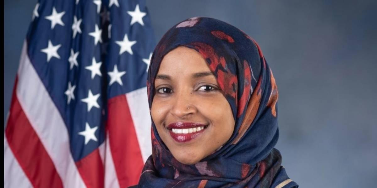 Representante de EE.UU. Ilhan Omar se divorcia tras denuncia de amorío