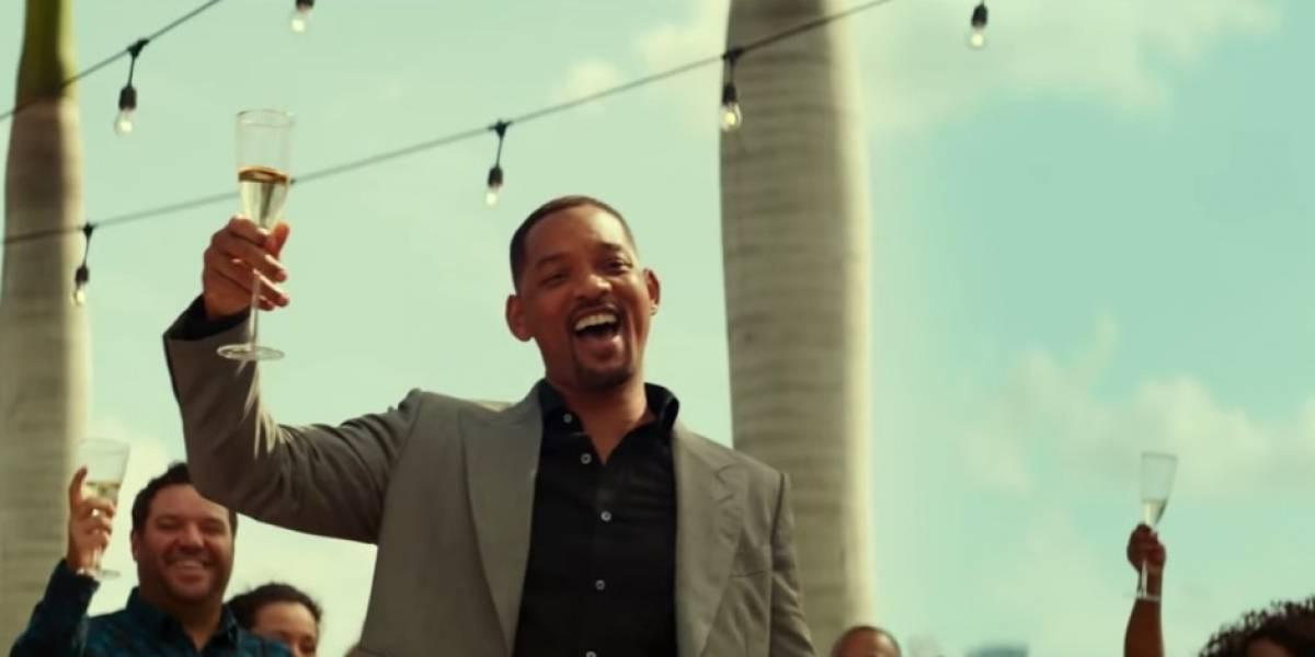 Will Smith é caçado em novo trailer de 'Bad Boys Para Sempre'