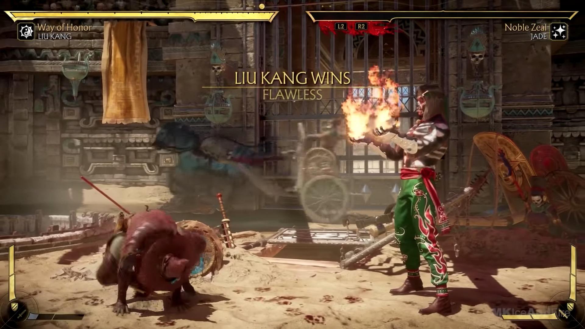 AT&T Mortal Kombat 11 Warner