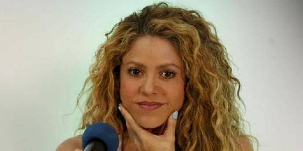 """Shakira asegura """"perder la voz fue el momento más negro de mi vida"""""""