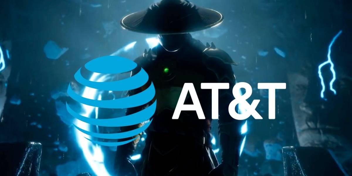 AT&T y Warner Games Latino se unen para la Liga Latina de Mortal Kombat 11 en México