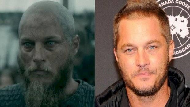 Ragnar Lodbrok Vikingos