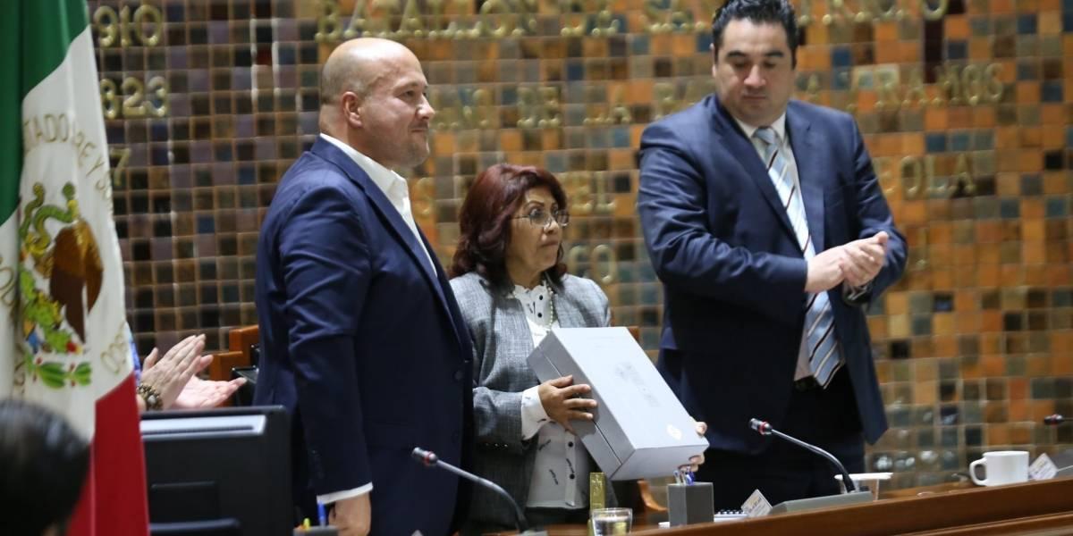 Enrique Alfaro reconoce pendientes en su primer año como gobernador de Jalisco