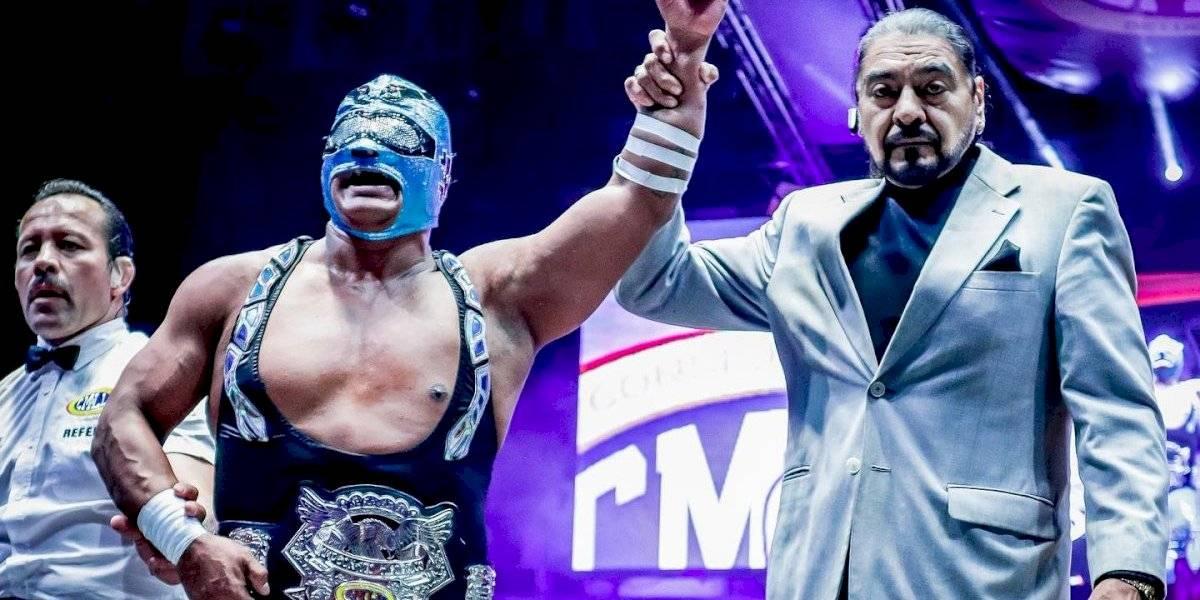 Stuka Jr está satisfecho con actuación y defensa del título de la NWA