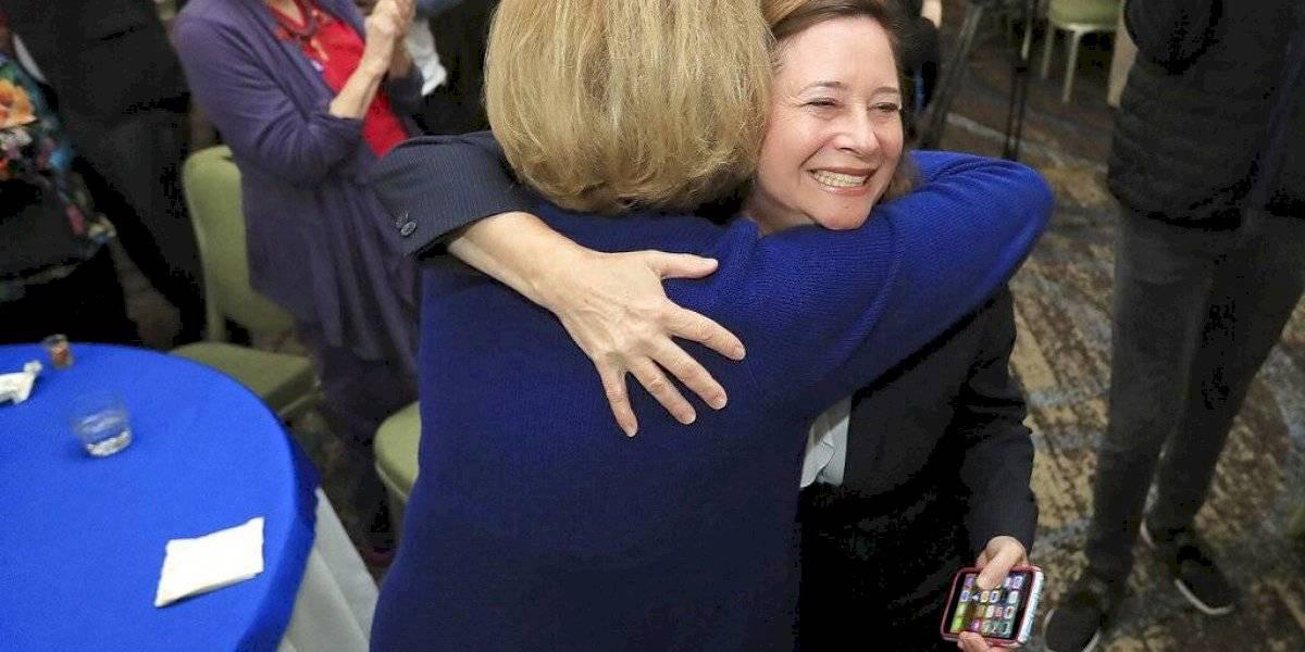 Demócratas toman el control de legislatura de Virginia