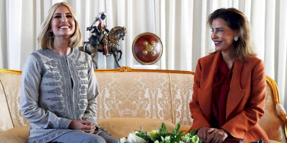 Ivanka Trump comienza visita de tres días a Marruecos