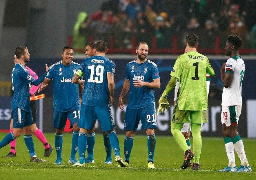 Dogulas Costa anotó el gol que selló el agónico triunfo de Juventus / Foto: AP