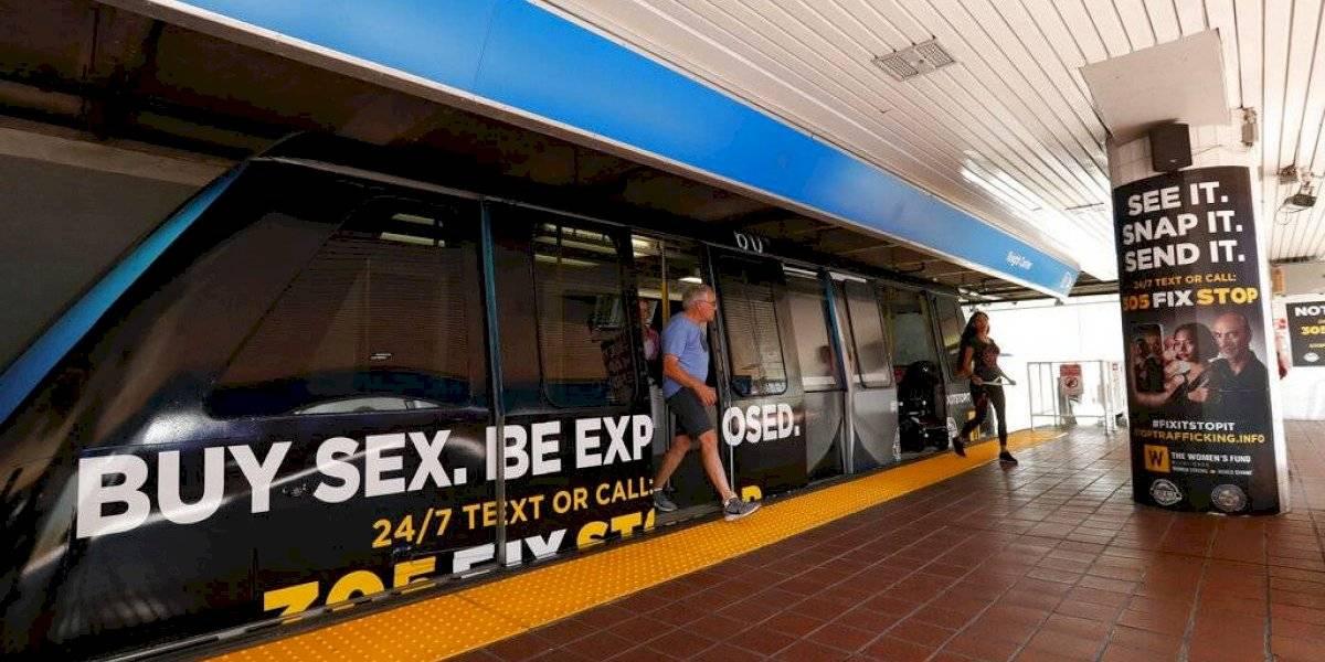 Miami busca frenar el tráfico sexual durante el Super Bowl
