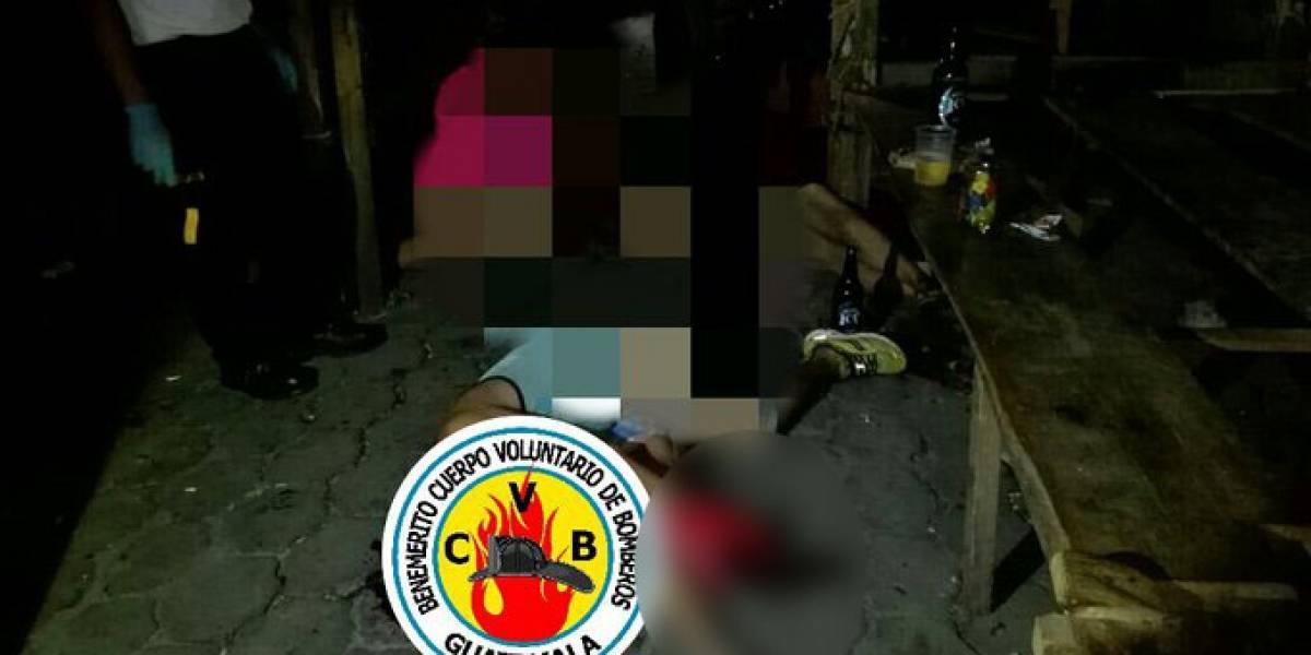 Ataque armado en Zacapa deja cuatro muertos