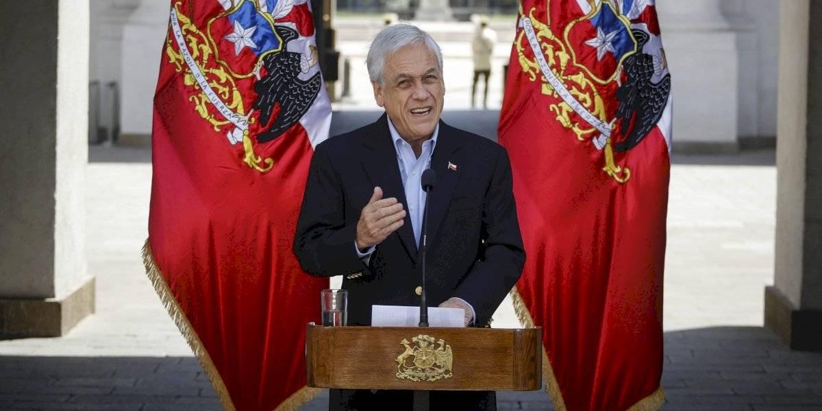 """""""Tienen que ser más profundos y más intensos de lo que pensaba"""": Piñera anuncia proyecto de cambios a la Constitución"""