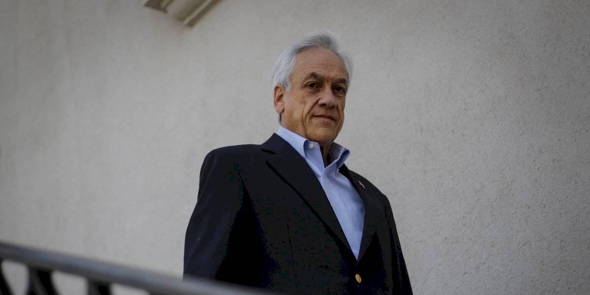 """Piñera por presuntas coimas en el MOP: """"En nuestro gobierno no hay espacio ninguno y hay tolerancia cero con la corrupción"""""""