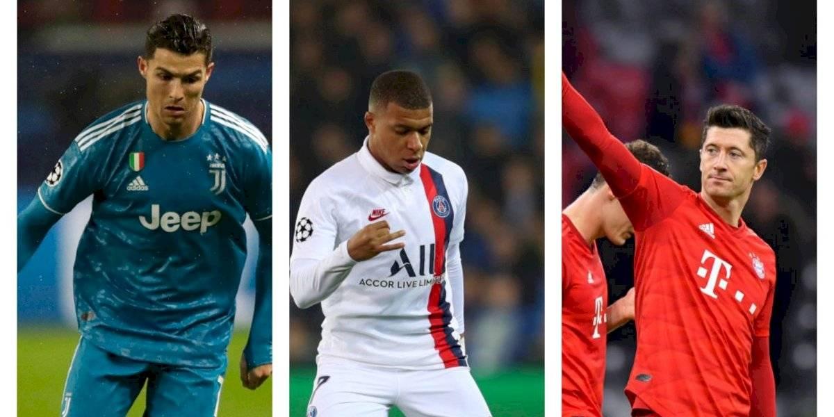 PSG, Bayern y Juventus son los primeros clasificados a los octavos de Champions League