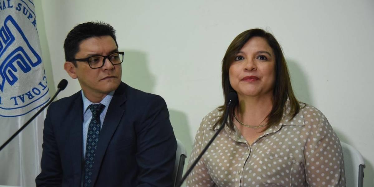 Recibirán propuestas para reformar la Ley Electoral