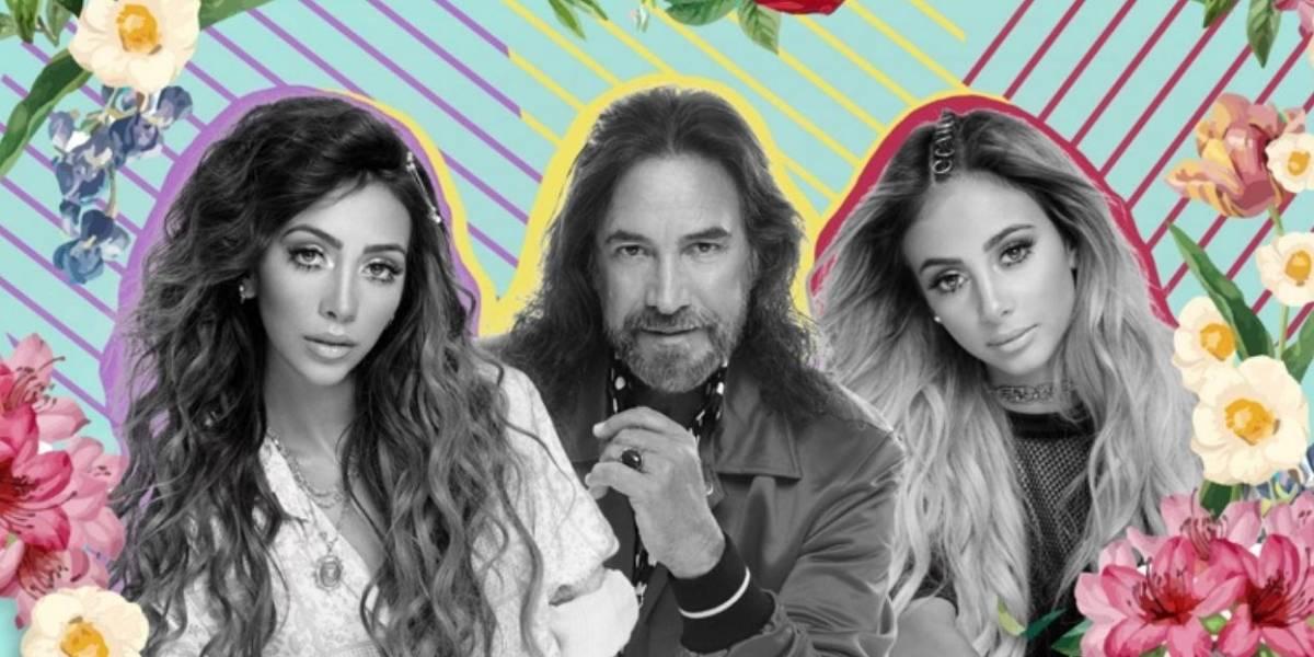 Las hijas de Marco Antonio Solís nos cuentan cuáles son las canciones de su padre que más les mueven las fibras