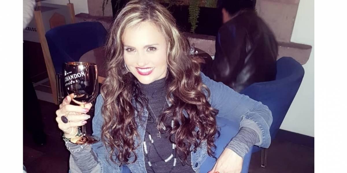 """Vuelve y juega: Aura Cristina Geithner publica foto sin ropa y le dicen que """"no es necesario"""""""