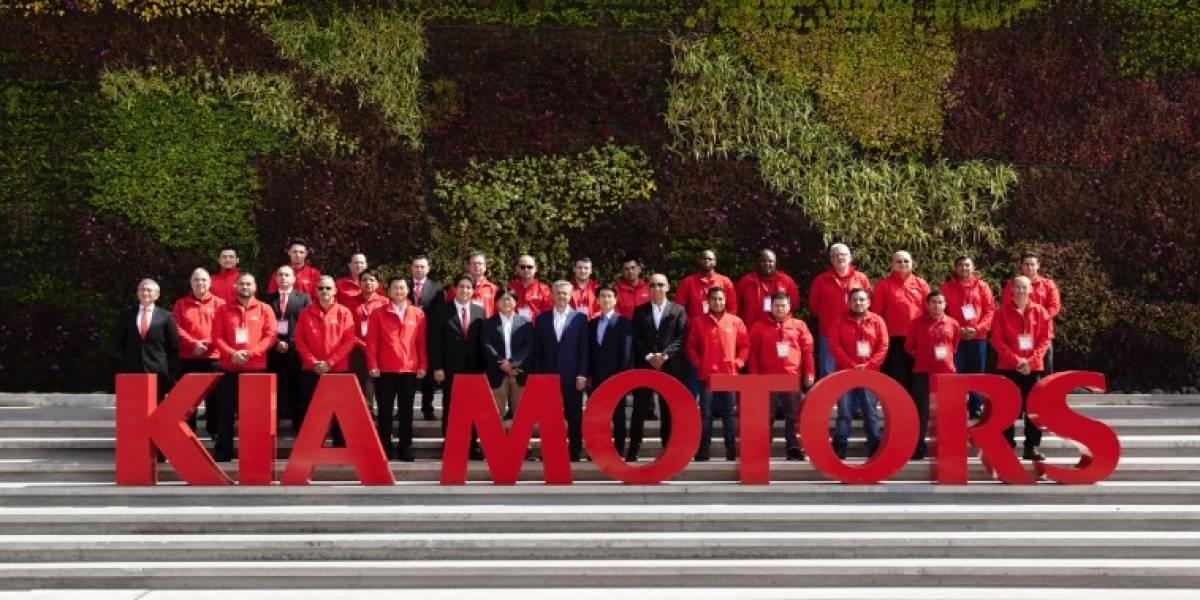 Kia Motors organiza campeonato regional de Habilidades Técnicas 2019