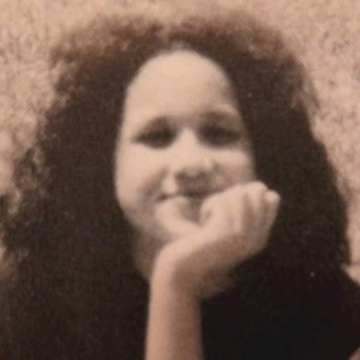 Adolescencia de Meghan