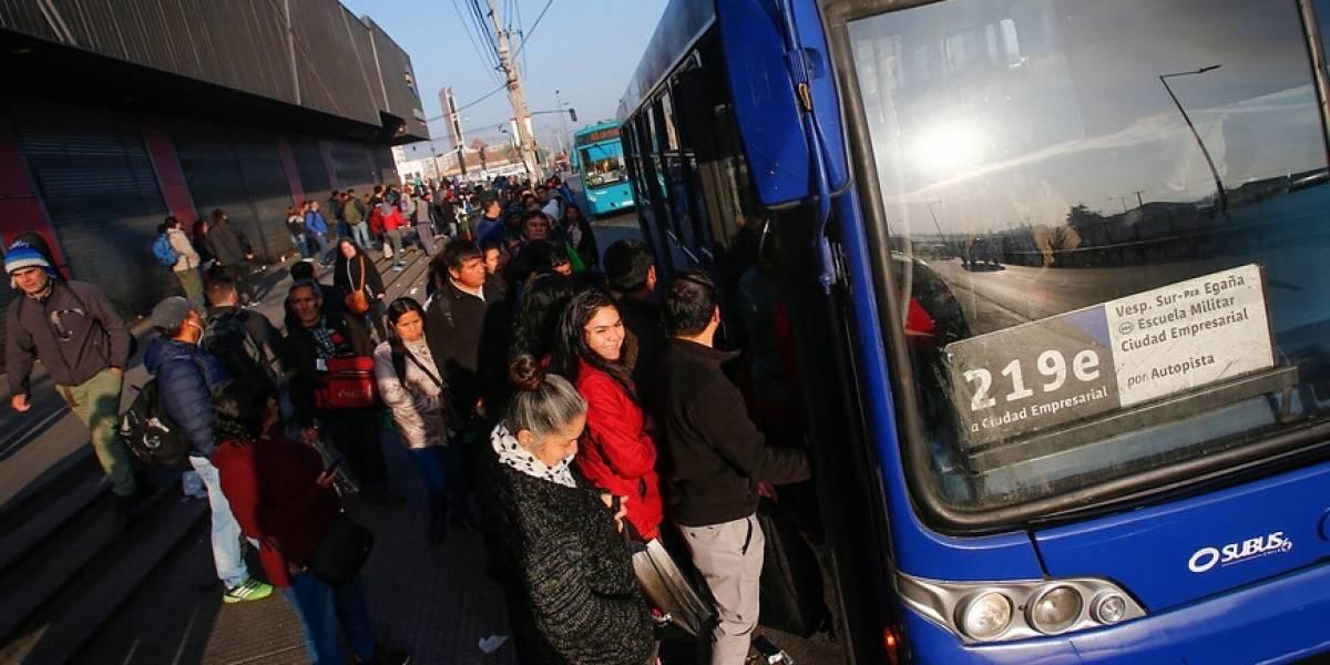 Así funcionará el Metro de Santiago este jueves 7 de noviembre