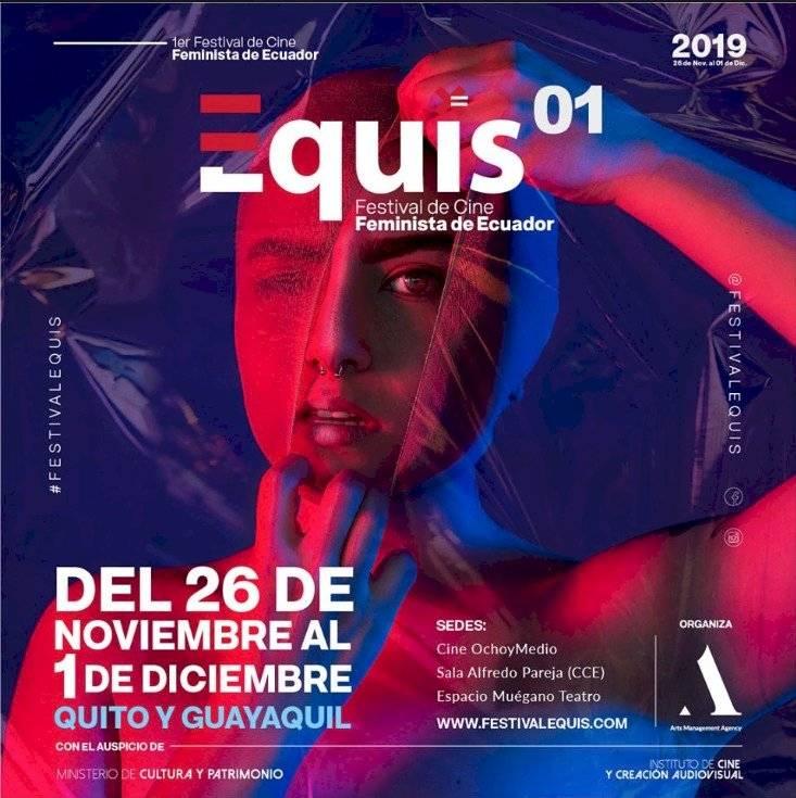 EQUIS Festival de Cine Feminista de Ecuador