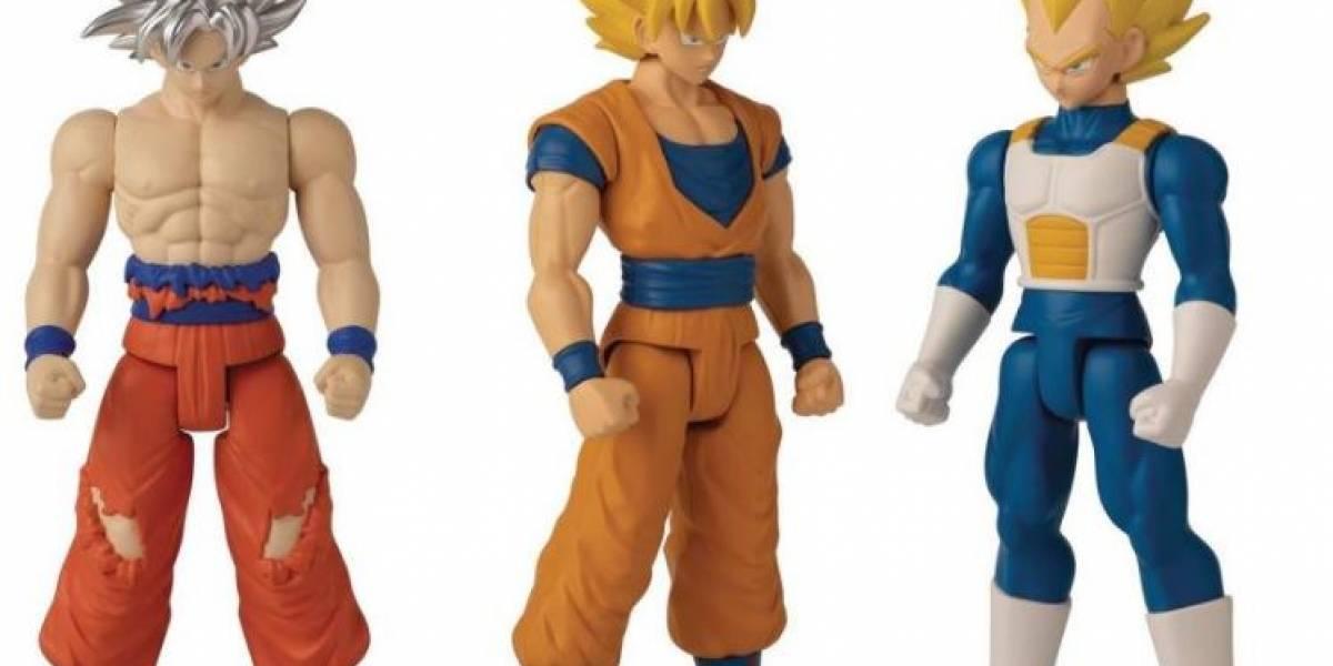 Así son las nuevas figuras de acción de Dragon Ball Super Limit Breaker