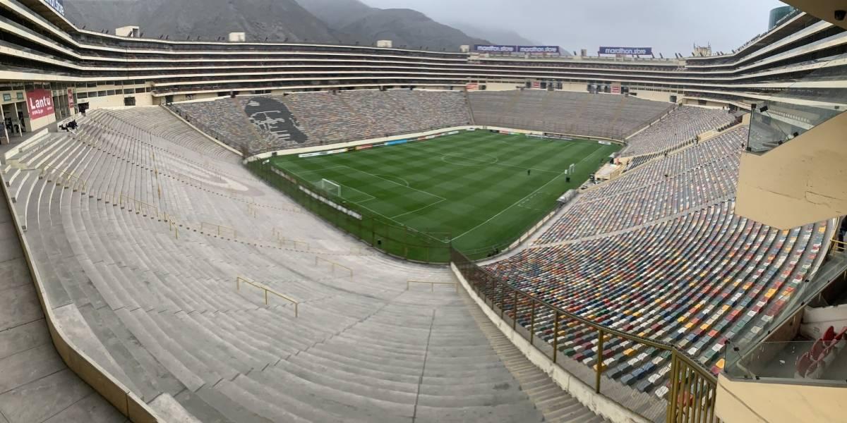 Conmebol confirmó que la final de la Copa Libertadores será en el Monumental de Lima