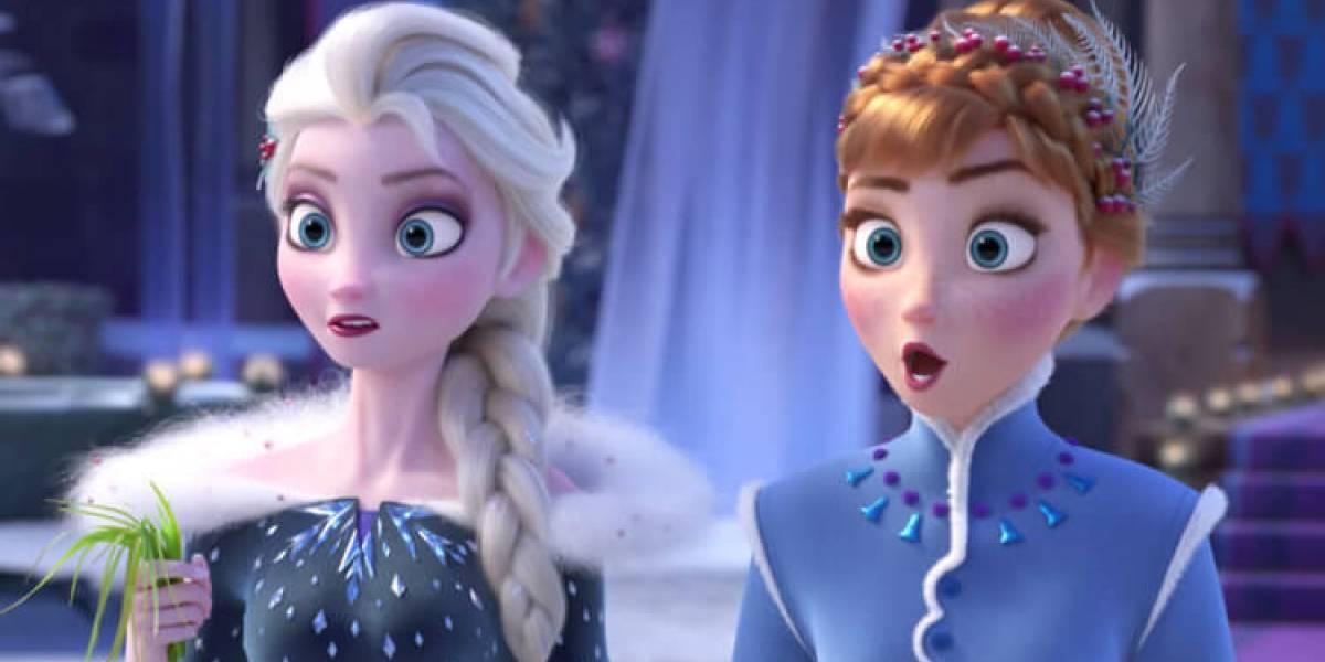 Ellas son las mexicanas que hacen las voces de Elsa y Anna en Frozen 2