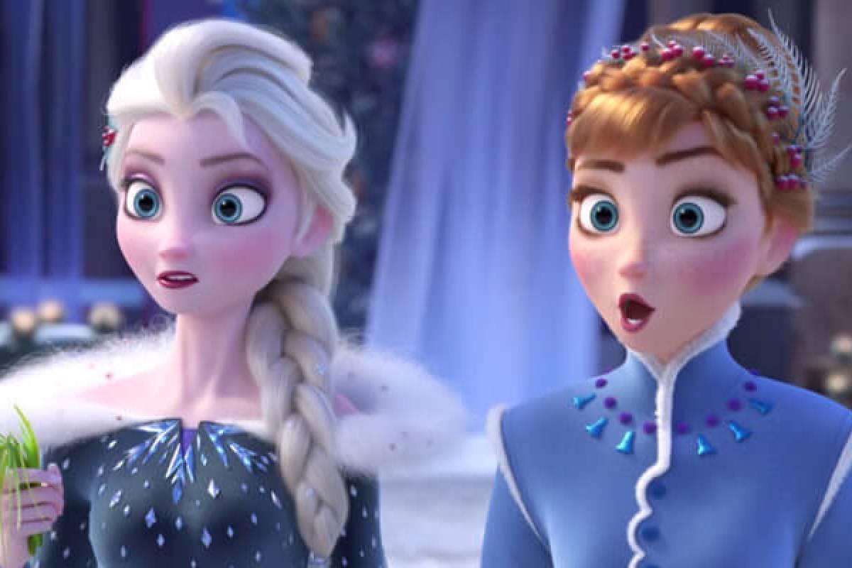 Elsa Saudades De Voces: Frozen: ¿quiénes Hacen Las Voces De Elsa Y Anna En Español