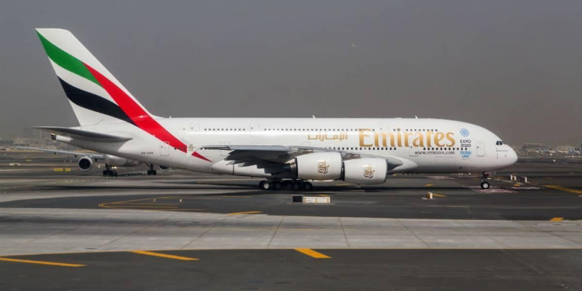Emirates recibe permiso para operar en México vuelo Dubái-Barcelona-CDMX